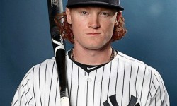 Clint Frazier, NY Yankees