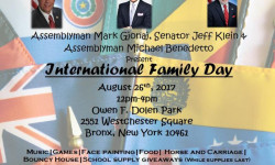International Family Day – August 26th