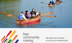 Community Rowing – Every Saturday 1pm