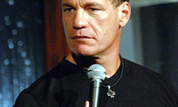 Goumba Johnny AKA John Sialiano brings his stand-up comedy routine to Empire City Casio at Yonkers Raceway on July 26.