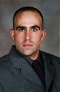 Trooper Joel r. Davis