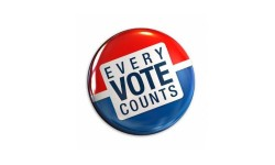TODAY IS PRIMARY ELECTION DAY — VOTE TODAY