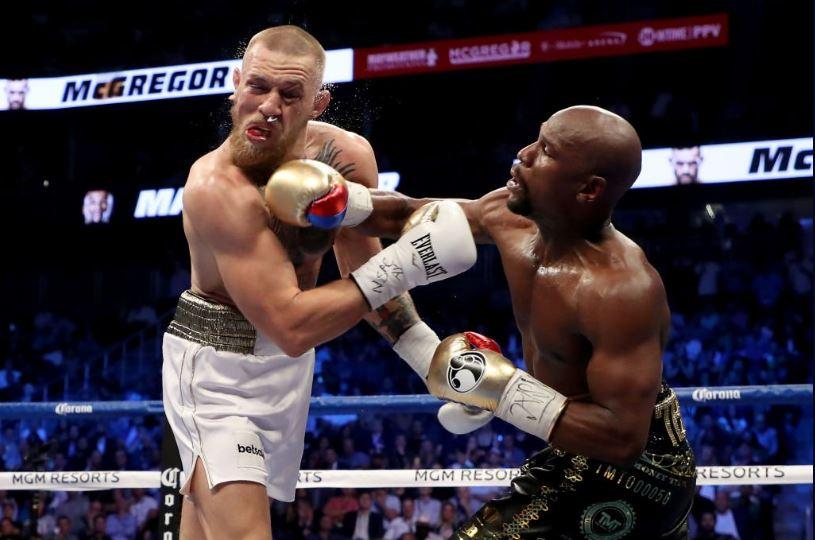Credit: Twitter -- FOX Sports: UFC @UFCONFOX