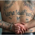 MS-13 gang members tattooes. Credit: ibtimes.co.uk