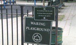 Elected Officials and the City Allocated $3.6 Million for Renovations at Waring Playground