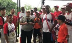 Chronicle Sports Editor Rich Mancuso Honored