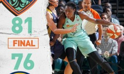 Energetic Liberty Outlast Indiana Fever