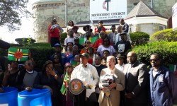 Bronx Residents Vow to Assist People of the Caribbean Islands