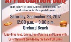 Senator Klein's 7th Annual FIRST RESPONDER APPRECIATION BBQ
