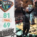 Wrapping regular-season home games up with the W!  NY Liberty tops San Antonio for ninth victory in a row. (Twitter)