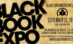 Black Expo America Presents the 1st Annual NYC Black Book Expo, 9/23