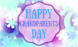 Today is National Grandparents Day