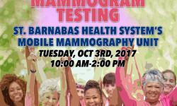 Free Mammogram Screenings for Women Age 40 and Over