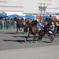 Resolve Wins International Trot