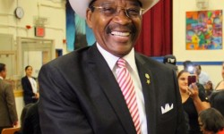 Councilman-elect Ruben Diaz, Sr.