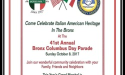 Annual Bronx Columbus Day Parade