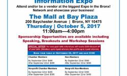 Bronx Chamber of Commerce 2017 Bronx Biz & Information Expo