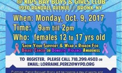 Bronx Girls Empowerment Day, October