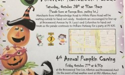 The Annual Allerton Halloween Parade – October 28