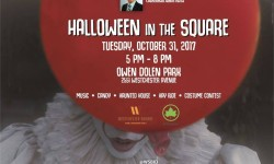 Halloween in the Square – October 31