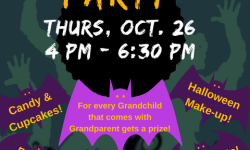 Bainbridge Adult Day Health Care Center's Halloween Party & Open house