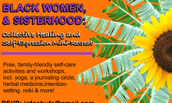 """""""An Ode to Latinas, Black Women, & Sisterhood"""" a Mini-Retreat at La Finca Del Sur – October 28"""