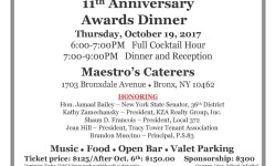 11th Anniversary Awards Dinner of Liberty Democratic Association