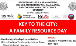 Key to the City: A Family Resource Day