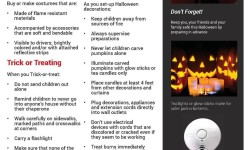 Let's Go Trick-Or-Treating! But First, Here are Some Safety Tips from the FDNY