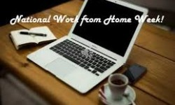 National Work from Home Week