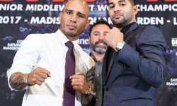 Miguel Cotto Is Running Late For His Retirement Party