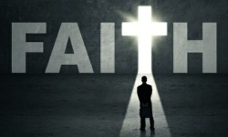 Matters of Faith: Act Accordingly!