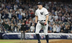 Bullpen Gets Yankees To Cleveland