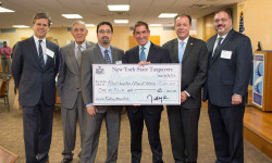 Senator Jeff Klein announces $1 million in funding for Albert Einstein College of Medicine