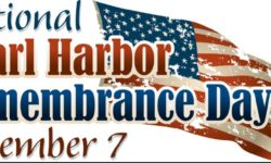 Where The Pols Are, 12/7 — Pearl Harbor Day
