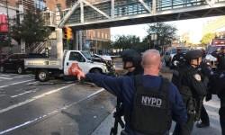 Chairman Crowley Statement on Terrorist Attack in Manhattan