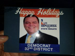 Assemblyman Sepulveda recently announced his intention to run for the state Senate in the 32nd district. Governor Cuomo has not yet called a special election.