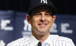 The Aaron Boone-Yankees Era Begins