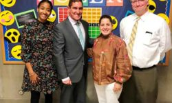 P.S. 72 Gets a BOOST from Senator Klein
