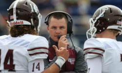 Fordham Football Coach Resigns