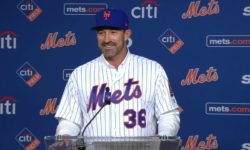 New Mets Manager Sets Expectations