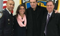 Chazz Palminteri and the Child Reach Foundation Make Grant