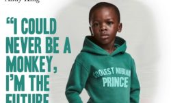 NYC Council Member Andy King calls out H&M over an advertisement slammed as racist