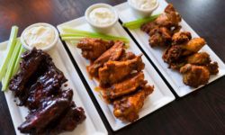 "Dan Rooney's Sports Pub at Empire City Casino Unveils Recipes for Its Garlic Rub Chicken Wings & More – Just in Time for Your ""Big Game"" Party"