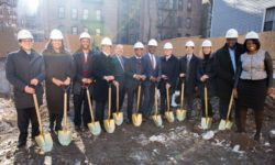 The Grand: $65 Million, 138 Unit Affordable Housing Project Breaks Ground