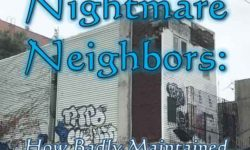 Senator Jeff Klein unveils 'Nightmare Neighbors' report on impact of bank owned properties