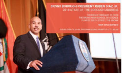 Attend Borough President Diaz's 2018 State of the Borough Address