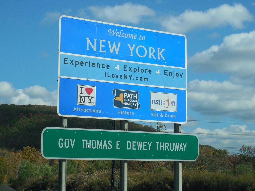 Cuomo's Illegal 'I Love NY' Signs Flout Federal Law