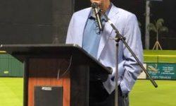 """NY Yankees legend, Ron """"Louisiana Lightning"""" Guidry (Courtesy: Ray Negron)"""