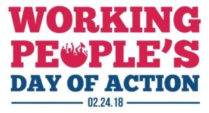 Day of Action Logo